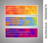 templates for text with... | Shutterstock .eps vector #560604676