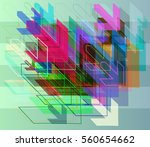 way background icon | Shutterstock .eps vector #560654662