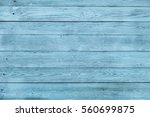 blue wooden board | Shutterstock . vector #560699875