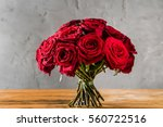 Stock photo red roses 560722516