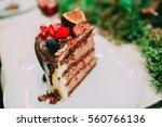 A Piece Of Delicious Cake