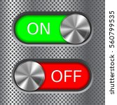 toggle switch. on and off. on...