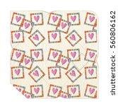 hand drawn envelopes for letters | Shutterstock . vector #560806162