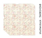 hand drawn envelopes for letters | Shutterstock . vector #560814268