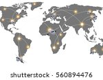 travel  geography  advertise...   Shutterstock . vector #560894476