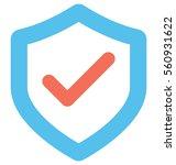 shield vector icon   Shutterstock .eps vector #560931622