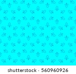 abstract repeat backdrop.... | Shutterstock .eps vector #560960926