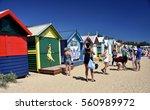 melbourne  australia   december ...   Shutterstock . vector #560989972