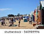 melbourne  australia   december ...   Shutterstock . vector #560989996