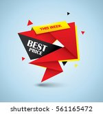 best price bubble style banner  ... | Shutterstock .eps vector #561165472