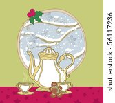 Winter Tea Card