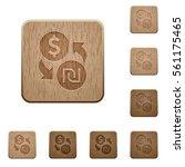 dollar new shekel money... | Shutterstock .eps vector #561175465