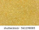 gold glitter texture christmas... | Shutterstock . vector #561198085