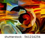 Abstract Composition Of...