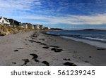Goose Rocks Beach  Maine