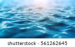 Stock photo ocean water background 561262645
