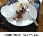 Small photo of a piece of cake