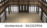 3d rendered illustration of a...   Shutterstock . vector #561325906