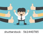 vector illustration of a... | Shutterstock .eps vector #561440785