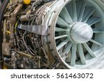 Military Fighter Jet Engine...