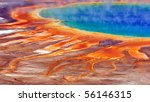 The Grand Prismatic Spring ...