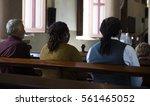 church people believe faith... | Shutterstock . vector #561465052
