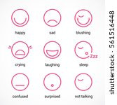 smiles icons
