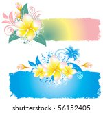 delicate abstract background... | Shutterstock .eps vector #56152405