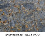 texture of gray stone with rust ... | Shutterstock . vector #56154970