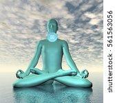 Blue Vishuddhi  Vishuddha Or...