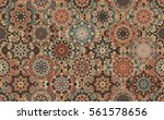 seamless pattern brown...