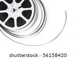 film movie   Shutterstock . vector #56158420