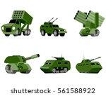 vector illustration of a six... | Shutterstock .eps vector #561588922