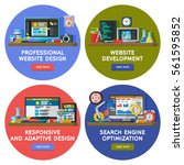 web design and site elements...