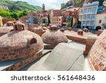 abanotubani   ancient district...   Shutterstock . vector #561648436