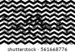 zig zag wavy vector seamless... | Shutterstock .eps vector #561668776