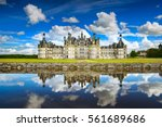 Chateau De Chambord  Royal...