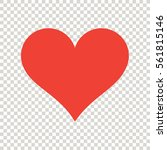 heart icon | Shutterstock .eps vector #561815146