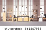 creative office co working... | Shutterstock .eps vector #561867955