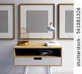 3d illustration  still life | Shutterstock . vector #561881326