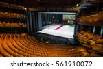 empty theater hall in the... | Shutterstock . vector #561910072