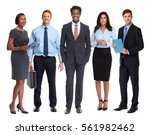 business people group. | Shutterstock . vector #561982462