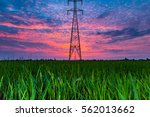 Electric Transmission Line In...