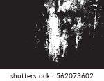 distressed black overlay... | Shutterstock .eps vector #562073602