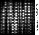 abstract grunge grid polka dot... | Shutterstock .eps vector #562083208