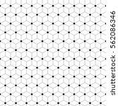 vector geometric cubes pattern  ...   Shutterstock .eps vector #562086346