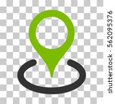 location vector pictograph....