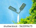 outdoor led lighting   Shutterstock . vector #562099675