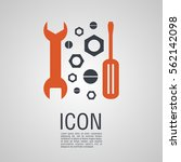 vector icons in the form of...