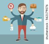 development and internet...   Shutterstock .eps vector #562179076